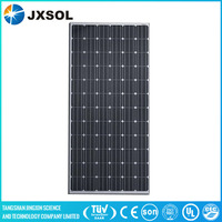 Top quality best price 200w mono pv module/solar panel with TUV CE certificate
