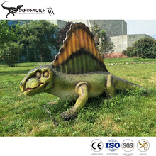 Chengdu Diyuan supply the animatronic fiberglass dinosaur for sale