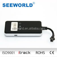 low cost gps tracker function and no screen size remote control and immobilizer device tr02 GT02A SEEWORLD