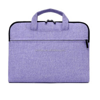 Girls Purple 20 inch Notebook Bags Ladies Laptop Bag Designer