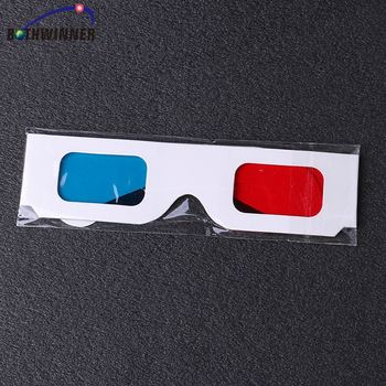New products 2018 innovative product red/cyan 3d glasses zXUh0t paper anaglyph 3d glasses