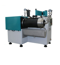 pin stick type wet sand grinding bead mill