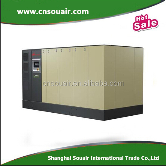 Made In China With Competitve Price M200 M250 EPE300 EP350 109PSI 1211CFM Oil Injected Ingersoll Rand Air Screw Compressor