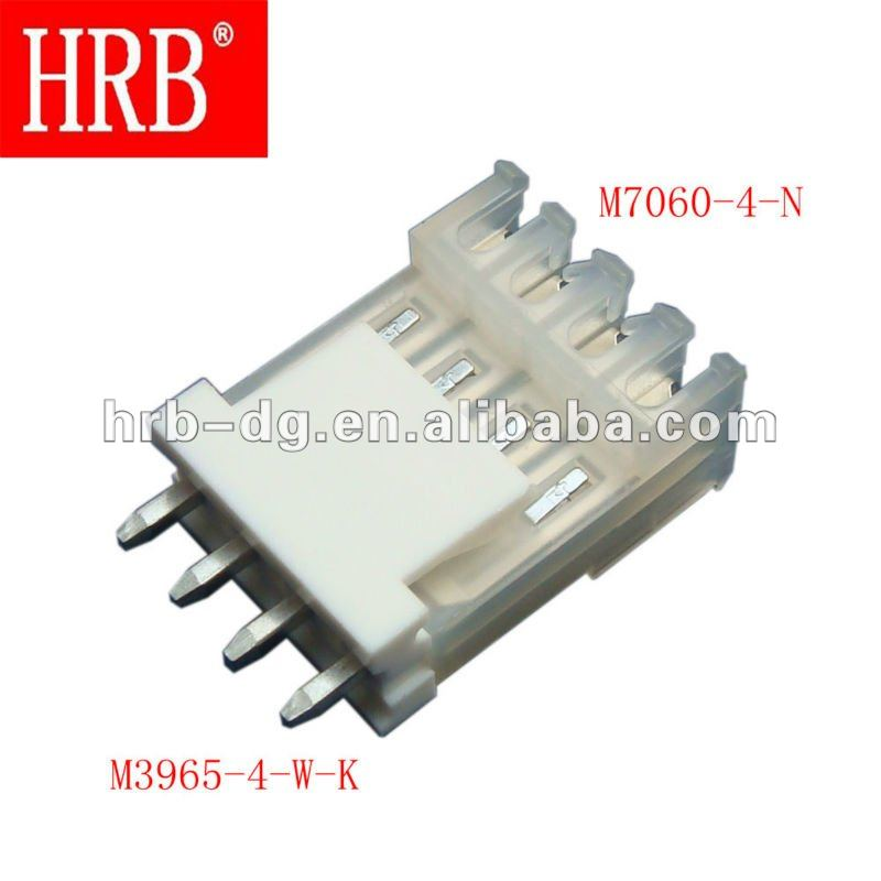HRB 3.96mm 4 pin header