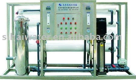 1t/h single stage mineral water treatment plant,protable water treatment plant
