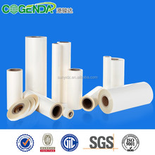 thick plastic roll thermal lamination film for book