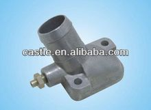 Good quality zinc casting coded lock part