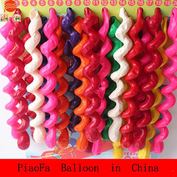 China balloons factory meet CE/ EN71-2-3 factory in China.