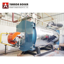 Factory price gas oil fired thermic fluid heater,thermal oil heater price