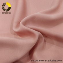 China factory textile polyester chiffon silk shawl satin fabrics 75D good printing material