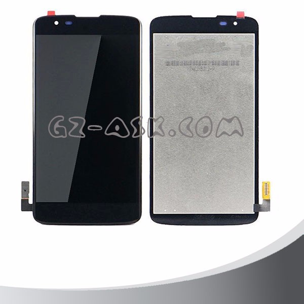 for lg k7 screen replacement for lg k7 lcd screen display touch screen digitizer assembly Black online shopping parts
