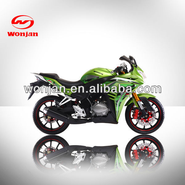 2012 Newest WJ-SUZUKI 150cc cool mini sports bike WJ150R