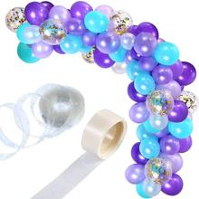 Mermaid Birthday Party Decorations Balloon Garland Arch Kit Garland