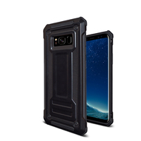 2018 High Quality Phone Case TPU +PC Anti-shock Durable phone cases for Samsung S8