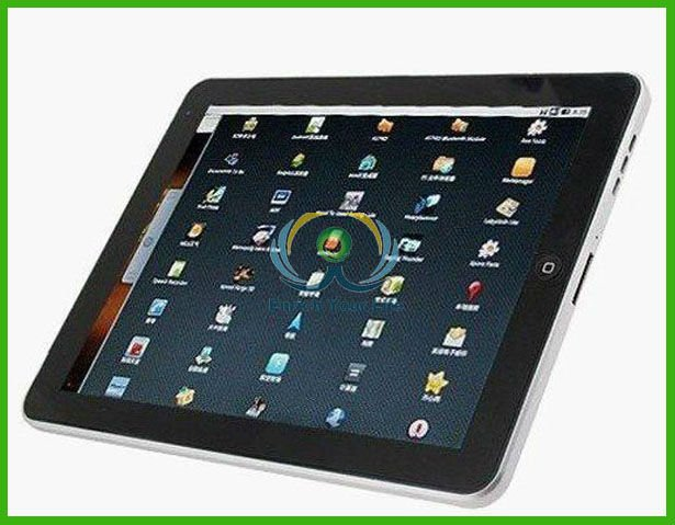 "9.7 inch Freescale MID 10"" capacitive tablet pc"
