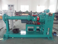 silicone rubber extruder machine 120mm