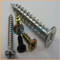 Factory supply high quality fine thread self tapping screw