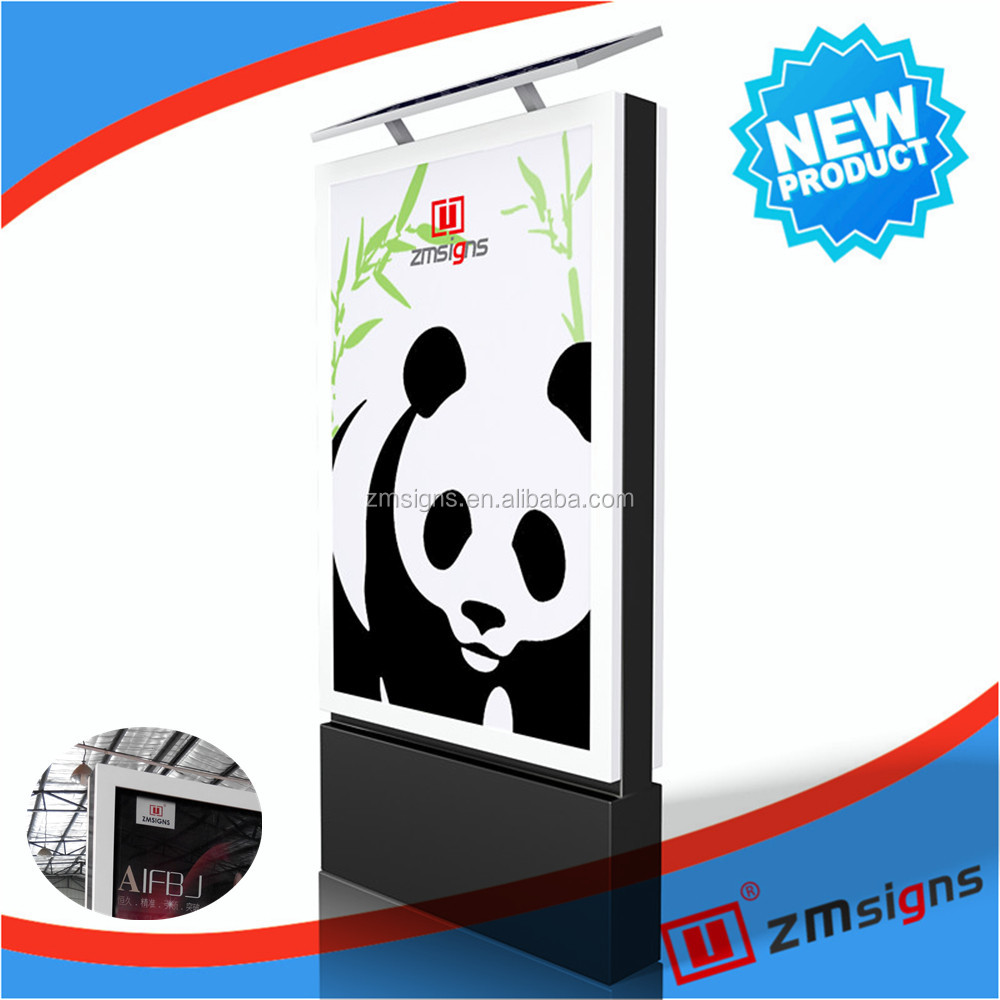 ZM-103 Good advertisement effect p10 outdoor digital led billboard