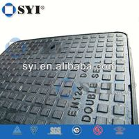 Ductile Iron Square Manhole Covers Of
