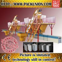 magnesite board machine