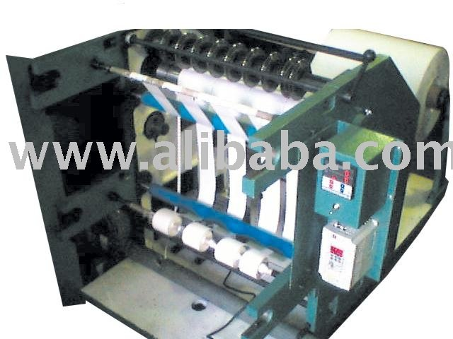 Cash Register / Till Roll Making Machine