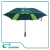 30inch manual open windproof square golf ultra strong umbrella