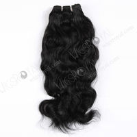 2014 new arrival 16 inches 100% indian remy black star hair weave