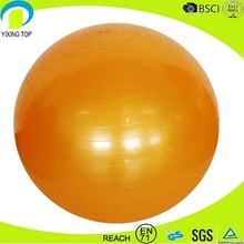 2016 PVC soft all-around sticker weighted fitness ball