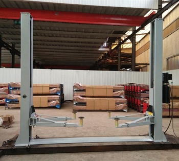 Chinese famous brand high quality used 2 post car lift for sale