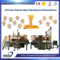 Automatic industrial macaroni manufacturing machine/ spaghetti noodles making machine/ pasta production line manufacturer