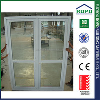 Promotional prices UPVC glass door