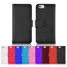 Fashionable Book Style Flip PU Leather Case Cover For Apple iPhone 6S 4.7''