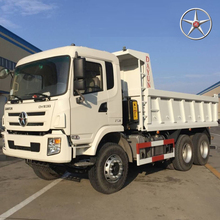 DAYUN tipper 6*4 15 m3 270HP dump truck for sale