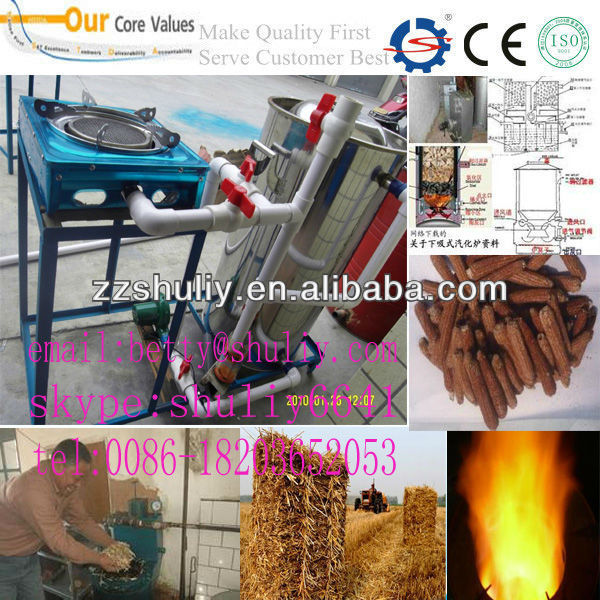 professional coal gasifier/gasification furnace/biomass gasifier