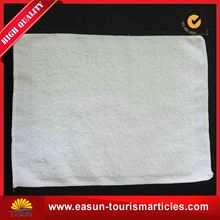 Low price hotel supplies towel inflight hot towel mini cotton towel