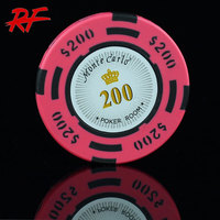 Casino clay poker chips/clay poker chips