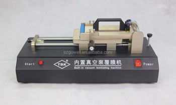 HOT & NEW!!!Universal attaching machine; For OCA & Polarizer,OCA laminating machine