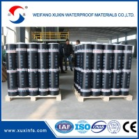 Roll price SBS modified bitumen roofing sheetwaterproofing membrane factory direct supply