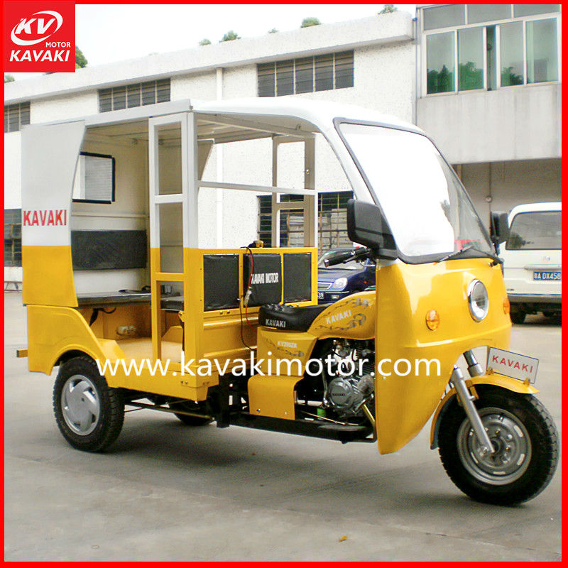 China Gasoline Engine Tricycle For Adults/New Tuk Tuk 3-wheel Motorcycle For Sale