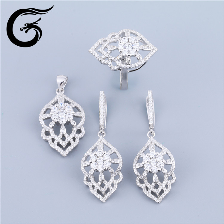 E GuoLong name brand fashion jewelry costume jewelry sets fashion jewelry set
