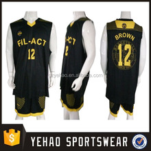 Custom-Made Rain Proof Jersey Basketball Jerseys Throwback unifroms