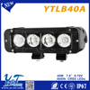 new products 2015 Y&T 40w china express 12v outdoor led lighting bar for buy used cars