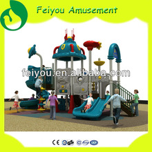 UV resist outdoor playground for kids new entertainment equipment for sale