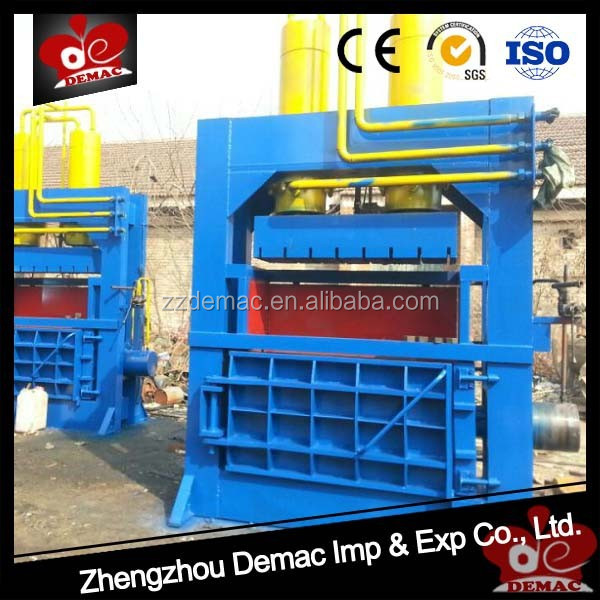 Hot selling hydraulic Baling Machine