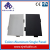 Indoor/Outdoor Building Decorative Panel Black Aluminium Insulation Panel with 15-Years Warranty
