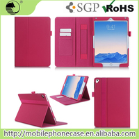 China Supplier New Design Flip Tablet Leather Case For Ipad pro 9.7""