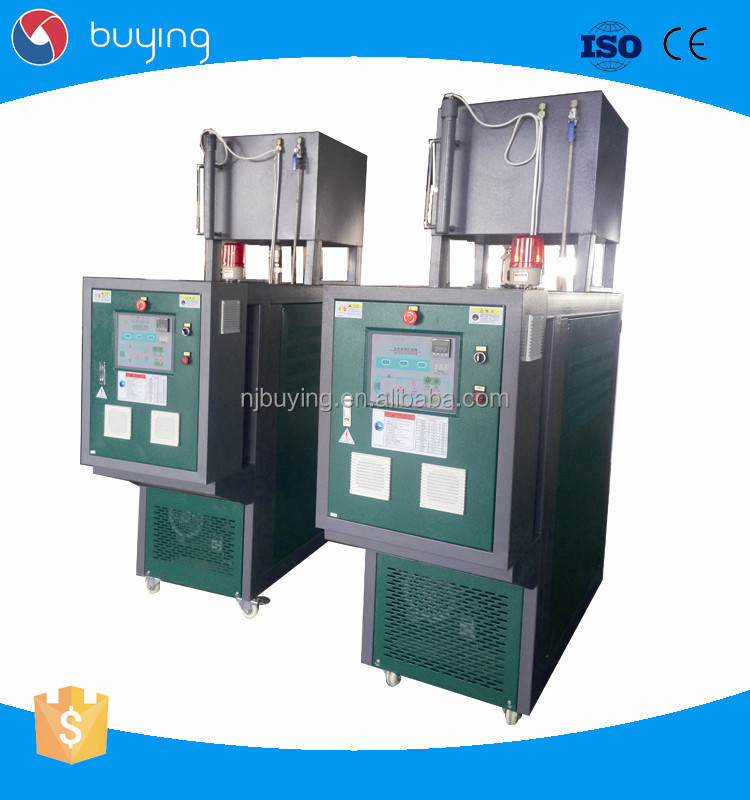 oil electrical mold heater heating system