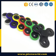 Finger toy durable EDC 608 bearing speed tri fidget hand spinner