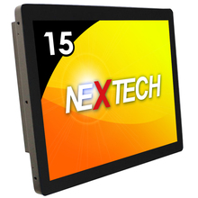 Nextech P Series 15 inch Capacitive Touch Monitor (Sunlight Readable)/Stand Touch Screen LCD Monitor/IPS Technology