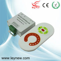Professional quality 1 channel wireless small volume Touch controller RF controller